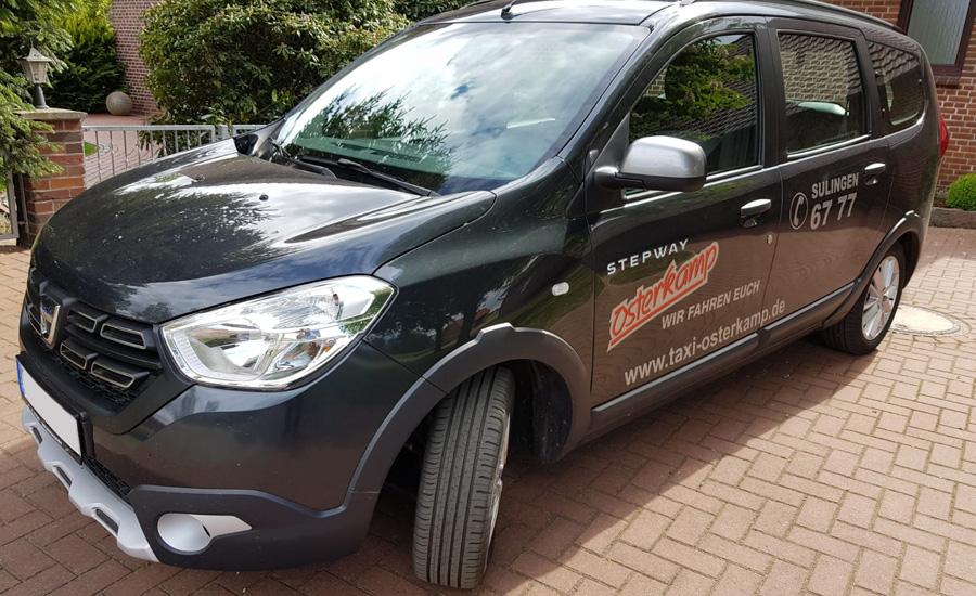 Fahrzeug-zur-Schülerbeförderung,-Dacia-Lodgy,-7-Sitzer
