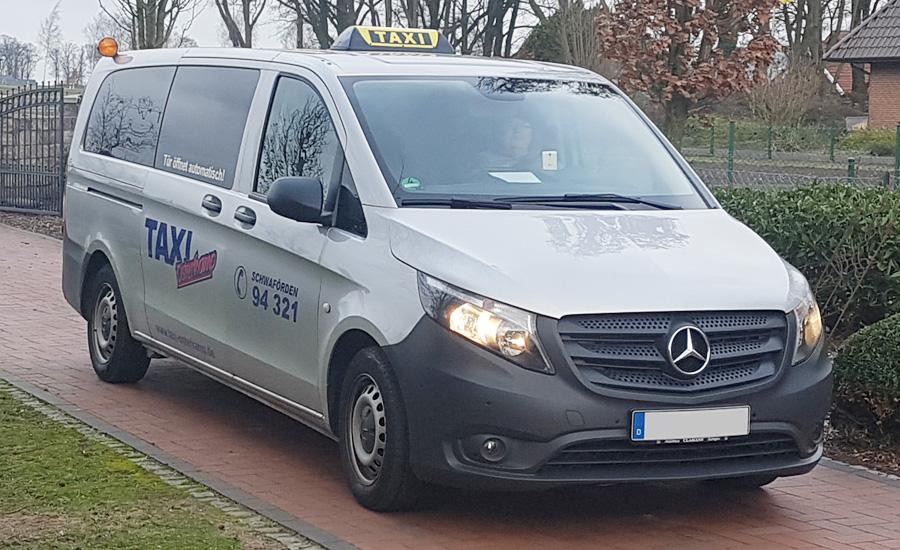 Taxi-1401-Schwaförden---Mercedes-Vito---9-Sitzer